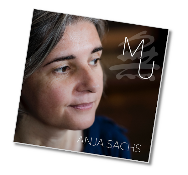 """Cover der CD """"Mu"""" von Anja Sachs"""