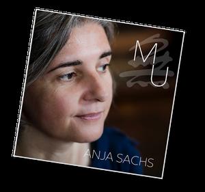 """Cover des Albums """"Mu"""" der Liedermacherin Anja Sachs"""