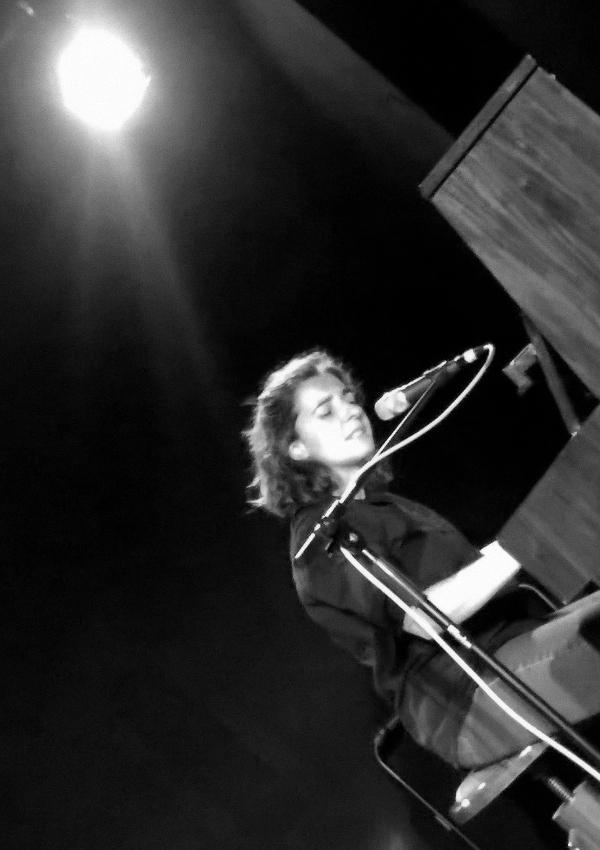 Liedermacherin Anja Sachs